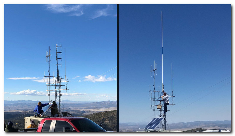 Squaw Peak before and after photo