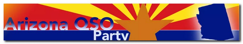 Arizona QSO Party Banner